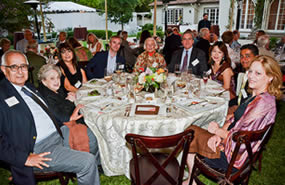 President's Circle and Provost's Circle Garden Party